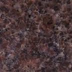 Twin City Monument - Dakota Mahogany Granite Color Sample